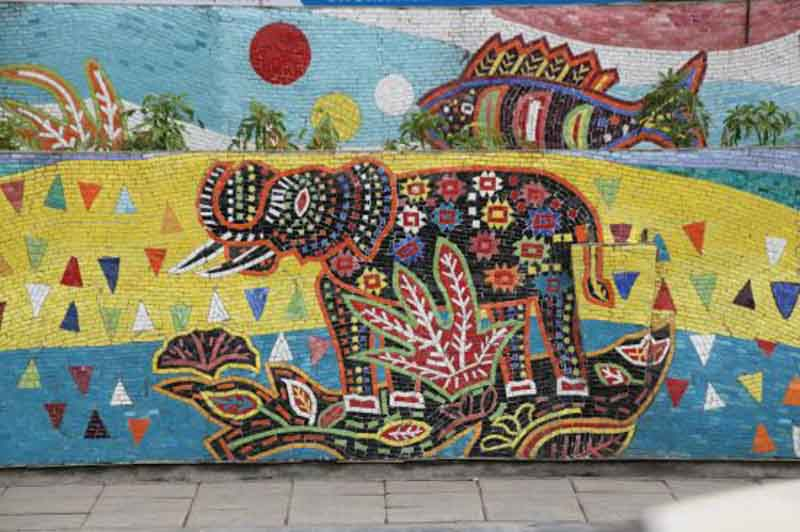 mosaico de hanoi