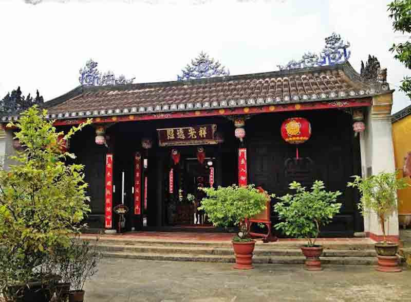 capilla de la familia tran hoi an vietnam