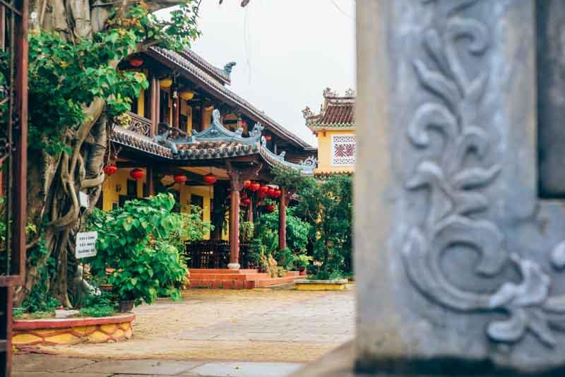 casas tradicionales en hoi an vietnam