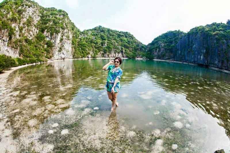 dragon eye island bahia de halong