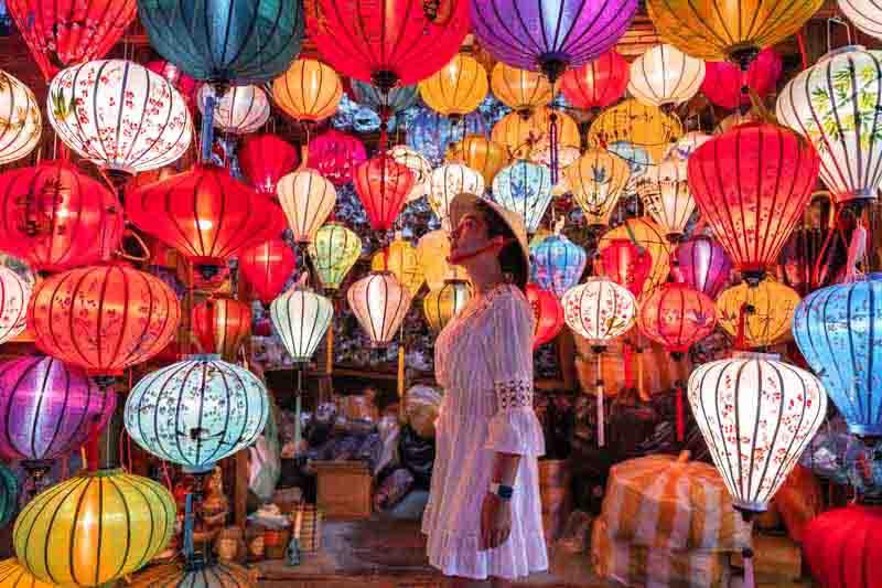 mercados de hoi an vietnam