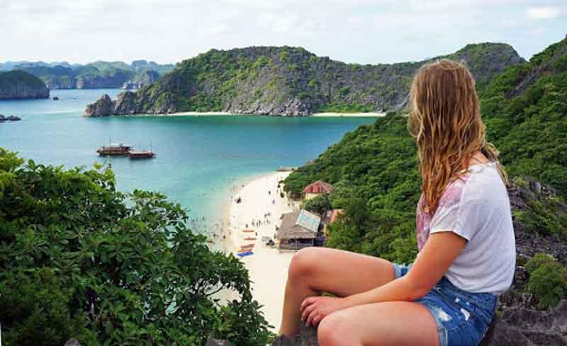 monkey island bahia de halong