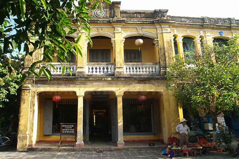 museo sa huynh en hoi an vietnam