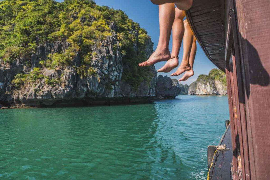 mejore epoca para visitar halong bay