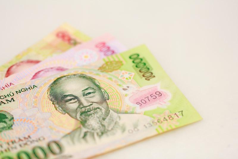dinero en vietnam