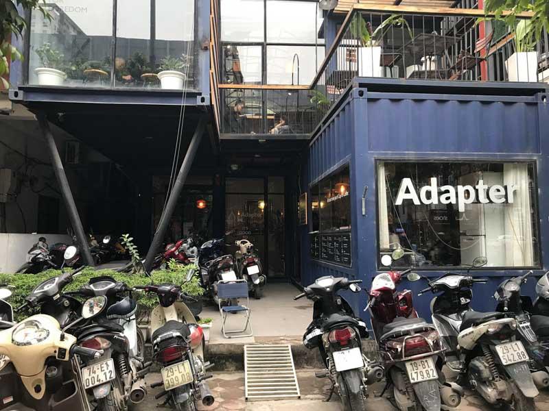 adapter workspace hanoi