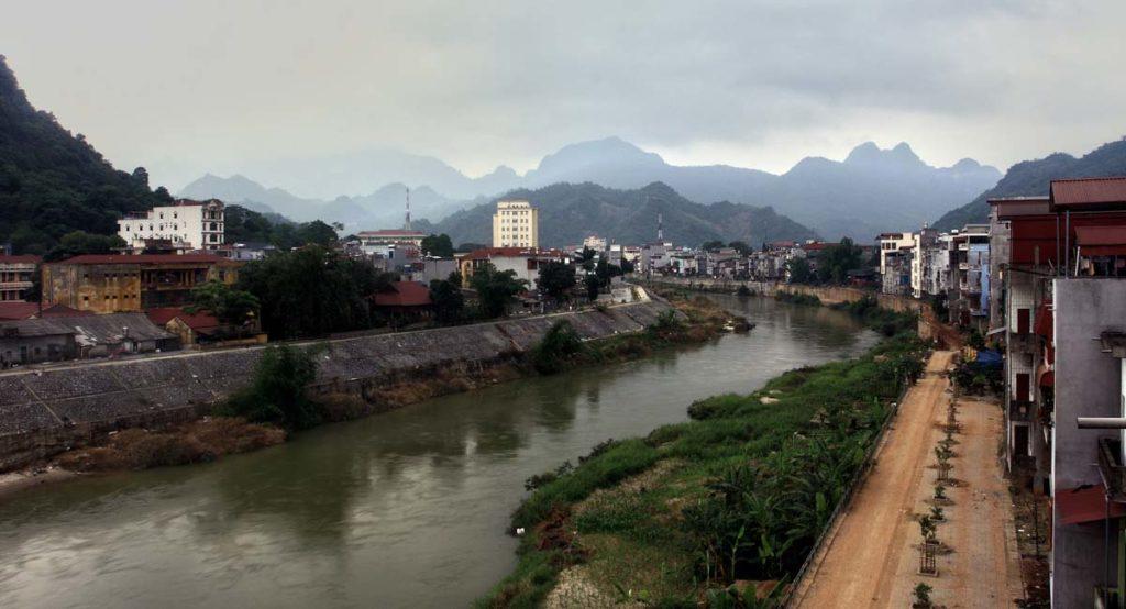 ha giang vietnam, temporada de lluvias