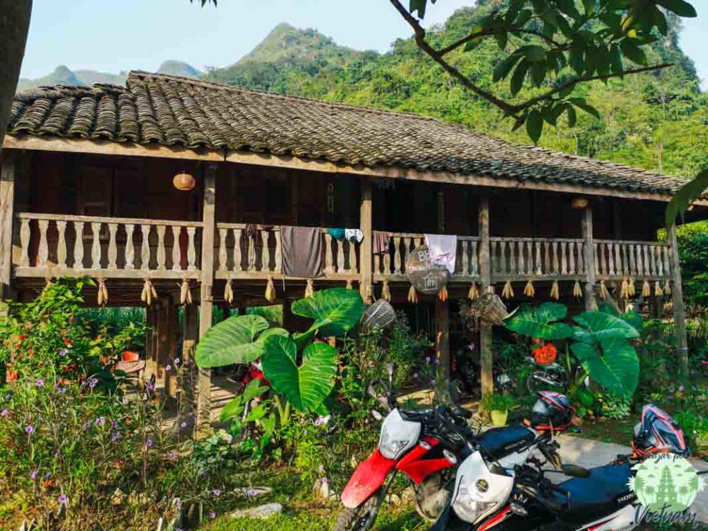 alojamiento en du gia