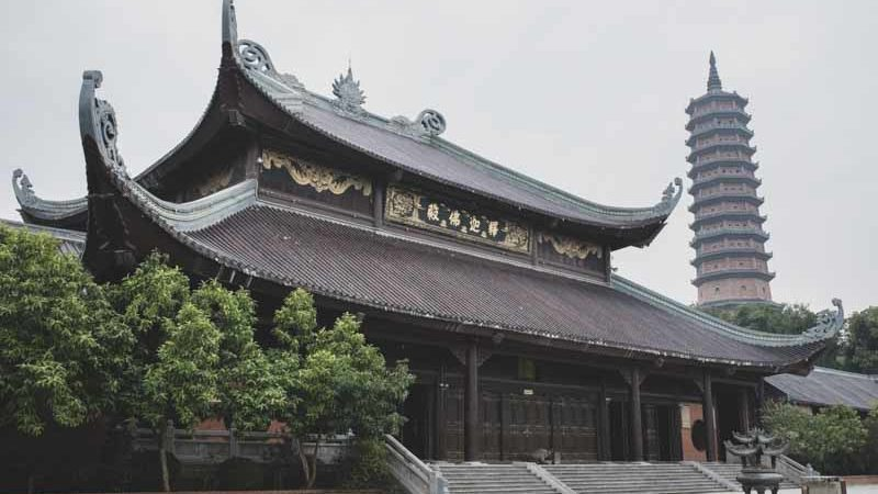 templo de bai dinh, ninh binh, vietnam