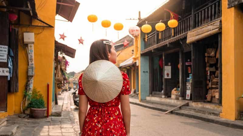 barrio antiguo de hoi an vietnam