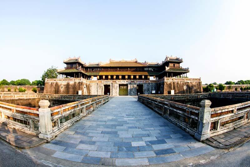 la ciudadela imperial de hue vietnam