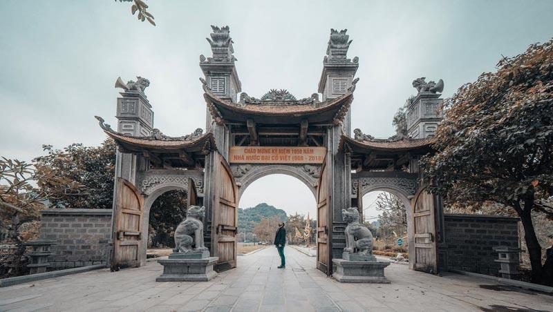ciudadela de hoa lu, ninh binh vietnam