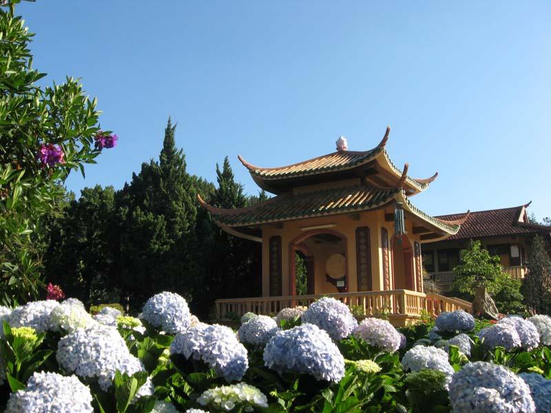 monasterio truc lam zen en da lat