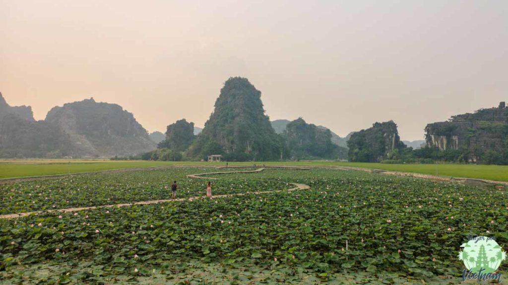 vistas de la mua cave en vietnam