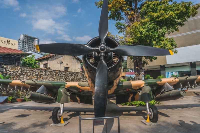 museo de historia militar de hanoi
