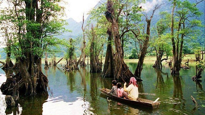 noong lake ha giang