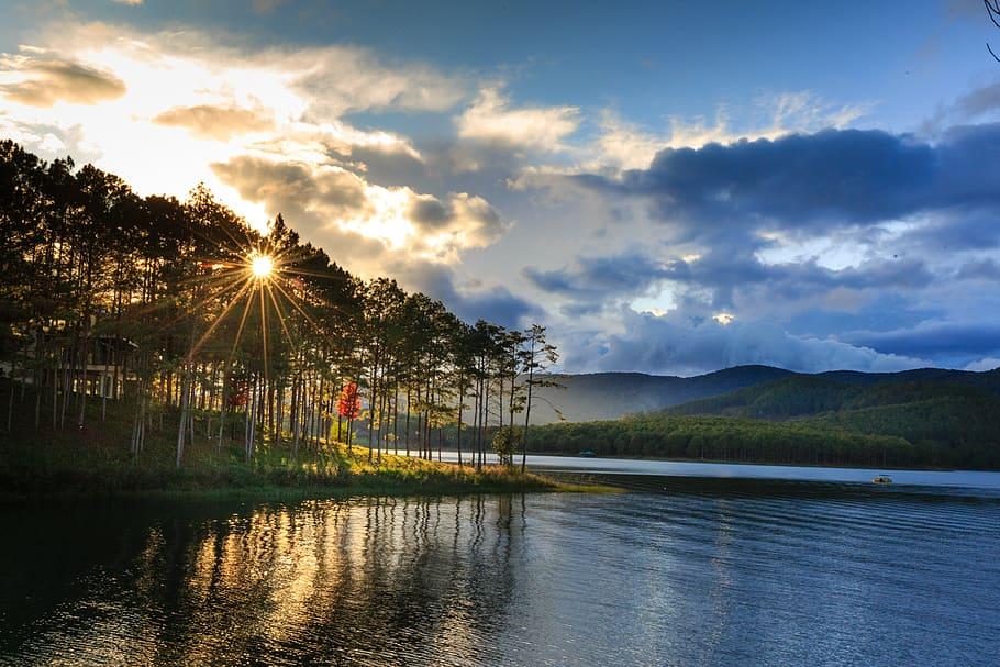 lago tuyem lam vietnam da lat